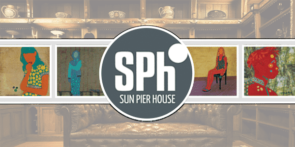 Sun Pier House Gallery Couch 2017