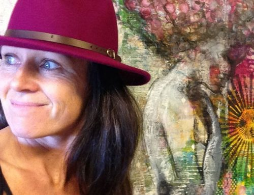 Artist Interview with Jenny Grant (Mixed Media)