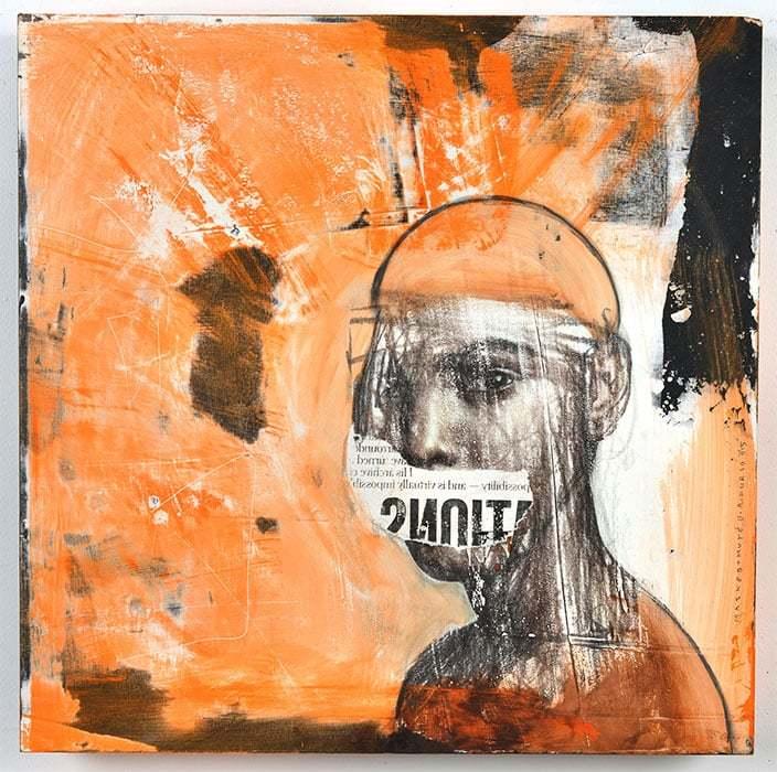 Rodney Durso (Mixed Media)