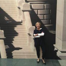 Mixed Media Art Blog - Artist Interview - Sue Munson - Mixed Media Artist at Tata Britain